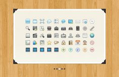 Image Frame Slider Thingy-ma-bob (PSD) | Premium Pixels #slider #illustration #icons