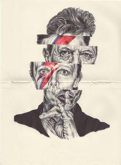 Famous – Mark Powell David Bowie