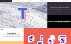 Templo branding and digital agency from UK webdesign inspiration design blog mindsparkle mag