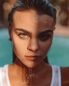 Marvelous Female Portrait Photography by Nathan Lobato