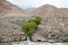 Zentral Asien Landschaft by Waldemar Salesski #waldemar #water #tree #asia #landscape #salesski #mountains