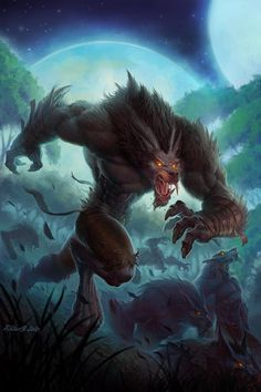40 Mind Blowing Fantasy Creatures