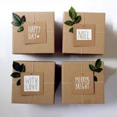 Photo (résonances) - gift box ideas
