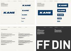 Kane Identity #identity guide