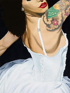 TORSOS on Behance #illustration #art #fine