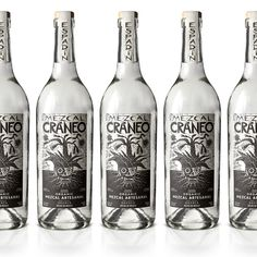 Celebrate Authentic Mexican Craftsmanship with Cráneo Organic Mezcal — The Dieline | Packaging & Branding Design & Innovation News