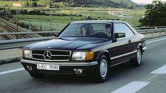 Mercedes-Benz 380 SEC #coupe #klasse #auto