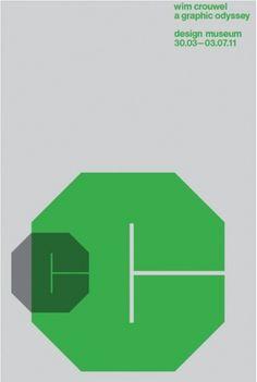 Design Museum Shop: Exhibition Products > Current Exhibitions > Wim Crouwel, A Graphic Odyssey > Wim Crouwel \\\\\\\'C\\\\\\\' Portfolio - S
