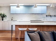 South Melbourne House Renovated by Inglis Architects - InteriorZine #decor #interior #home