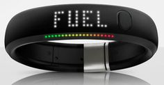 Life with the Nike FuelBand activity tracker