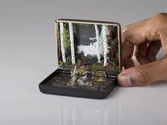 talwst04 #miniature #art #box #jewellery