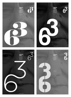 Colour/Font combinations #white #black #and