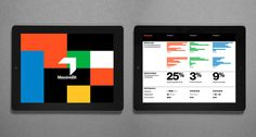 Massive Bit - User Interface project image #web #digital #ipad #mockup