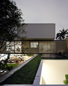 Luxury Contemporary Home in Brasil: Belgica House by AMZ Arquitetos 14
