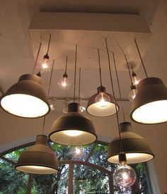 Muuto Unfold Pendants are stylish and attractive lamps, well made to emit soft light to make any room attractive! #lamp #modern #lifestyle #design #bedroom #home #product #industrial #style