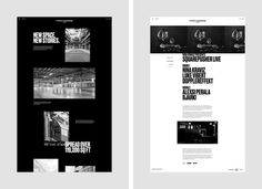 Web, Layout, Printworks, London, Only, Only Studio