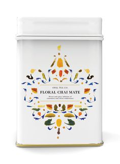 05_30_12_opaltea_3.jpg #design #packaging #tea #graphic #collage #flower #render #3d
