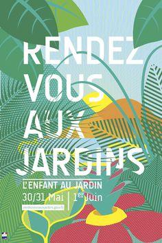 PosterRDV in the gardens – Vivier de Serres