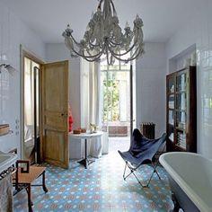 Benoit Jamin and Isabelle Puech Parisian Loft 6 #design #interiors #home