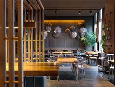 Restaurant in Kiev by YOD Design Studio - #restaurant, #decor, #interior,