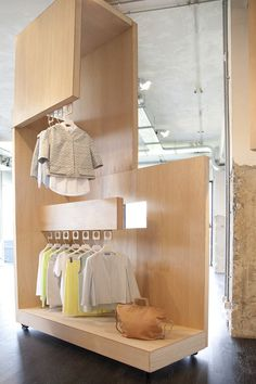 COS Pop up shop for Salone del Mobile, Milan store design #retail