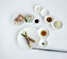 Metaphys savone divided plates 03 #photography #japan #minimalism #food