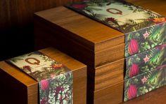 PTAKI I CZEKOLADA FUTU.PL NAJLEPSZY PORTAL O DESIGNIE #chocolade #wood #package