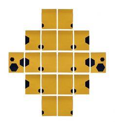 suzannemcowan.com | art, craft and ephemera #honeycomb notebooks
