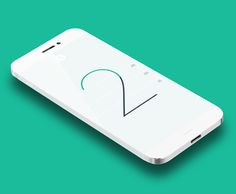 TypeTi.me on Behance #iphone #clock #app #ui