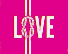 Botto Arts » Love Knot Posters #type #love