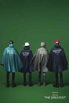 Undercover Jun Takahashi Spring 2016 Menswear