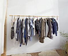 08_cabinhome_project_800 #diy #hanger #clothes
