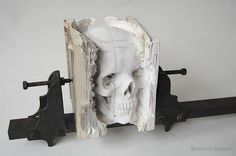 CJWHO ™ (Maskull Lasserre Maskull Lasserre is a very...) #lasserre #scultpure #design #books #art #maskull #skull