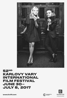 52nd Karlovy Vary IFF | Studio Najbrt