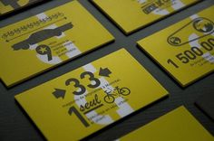 Graphic-ExchanGE - a selection of graphic projects #business #card #print #design #stationery