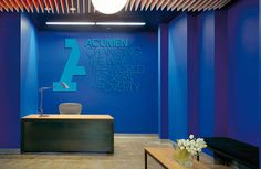 Creative Review - The business of Acumen #wall