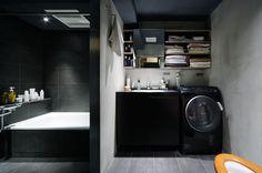 1001 by Keiji Ashizawa #interior #design #concrete #minimal