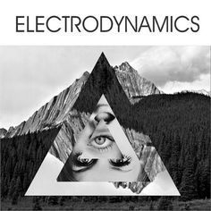 Electrodynamics #album #cover #lp #vinyl #music