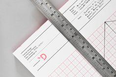 Yoshida Design -Lundgren+Lindqvist #print #identity #paper #letter
