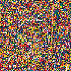 GERHARD RICHTER: COLOUR CHARTS
