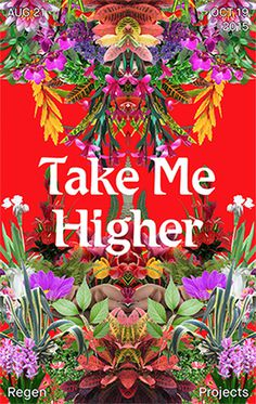 Take Me Higher Poster by Eddie Bong www.eddiebong.com