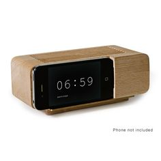 Moderna Museet Webshop - iPhone väckarklocka #wake #iphone #up #clock