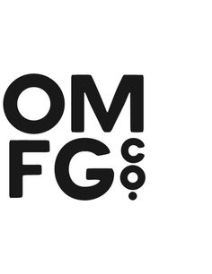 The Official Manufacturing Company / Work / OMFGCO / Logos #logo #typography