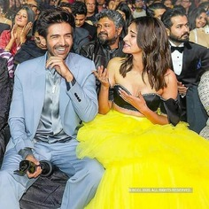 Unseen Pictures from The Popular 65th Amazon Filmfare Awards 2020, Guwahati, Assam