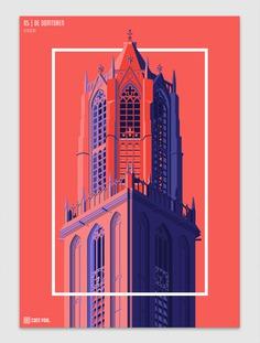 'Domtoren' (church) – Utrecht