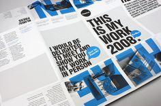 effektive 11 #type #print #portfolio
