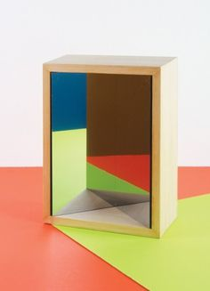 OK_beatrice durandard #object #mirror #colors #block