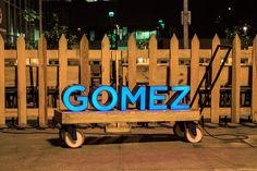 SAVVY STUDIO | Gomez #car #neon