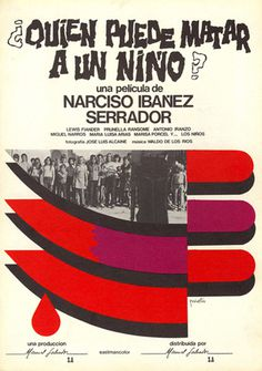 Who Can Kill a Child? (1976) movie poster