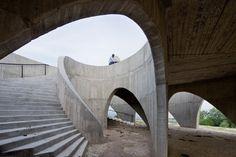 tumblr_lxlocavA2h1qbltjyo1_1280.jpg (800×533) #jalisco #ruta #concrete #del #in #architects #peregrino #architecture #hhf